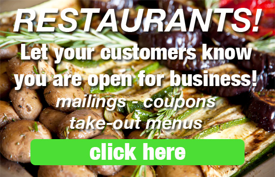 Restaurants - let the word out!